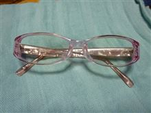 メガネ、増やしました。