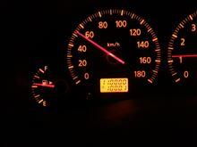 11万kmになった~