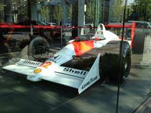 マクラーレン(McLaren )F1マシン
