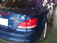 BMW 135i ユニフォミティマッチング
