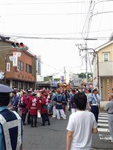 休日ドライブ:茨城県・大洗町(八朔祭)
