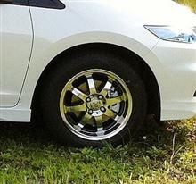 タイヤの空気圧を低くすればもっと良くなる…………… そんなふうに考えていた時期が 俺にもありました