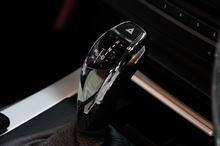 ハザードスイッチ付BMW Sルックシフトノブ ブラッククローム