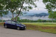 たかつえ高原のそば畑(2013/8/28)福島県南会津町