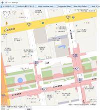 住所から地図を表示(簡易)