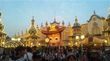 今年の夏休み旅行は、ディズニーシーでした(*^_^*)