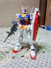 完成!番外編その14 RX-78-2 ガンダム 初代MG版