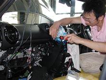 なんとクロスオーバーにエンジンスターターが付いた^^v