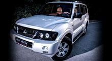 Vilner Infuses Mitsubishi Pajero Interior With Luxury : Bulgaria ・・・・