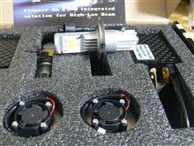 グラストラッカー ライト改善計画 その2