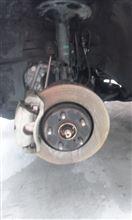 タイヤ交換の思い出。。