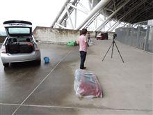 本日Kカースペシャルの取材撮影がありました。