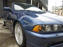 BMW アルピナB10リムジン