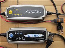 Lamborghini 充電器・CTEK(シーテック)
