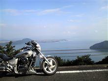 奥琵琶湖パークウェイ マグナでソロツー