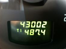 43,002km到達