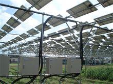 ソーラーシェアリングの見学