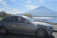 燃費記録を更新しました!320dで台風一過!富士山五合目へ