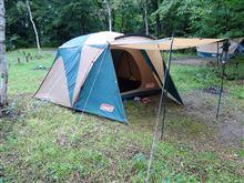 キャンプするのに一番悩んだのはテント