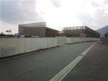 開店まで、あと2ヶ月? E f広島西風新都店。
