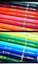 国鉄純正色鉛筆