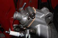 またもや、バイクネタで申し訳ない(汗)ガスケット製作は、微妙??