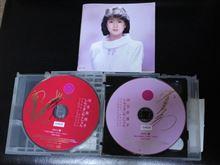 河合奈保子さんのレコード、パンフレット。