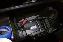【PP1】【軽量化】バッテリー(SHORAI LFX18A1-BS12)固定方法変更