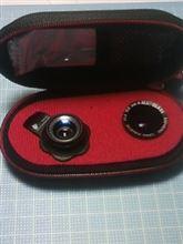 カメラレンズ買っちゃいました。