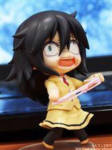 【わたモテ】モテないし、『ねんどろいど 黒木智子』を登場させてみる! もこっちの狂乱顔がクソワロタwwwwww