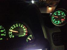 慣らし運転中