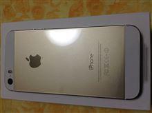 apple iphone5sがやって来た!