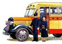 もう少し続きで・・・、路線バスの旅