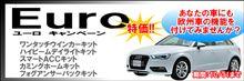 ユーロ、オートライトキャンペーン
