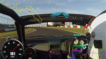 【PP1】【サーキット】2013.09.29 鈴鹿フルコース Part.5 走行ログ分析 逆バンク~ダンロップ
