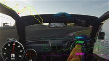 【PP1】【サーキット】2013.09.29 鈴鹿フルコース Part.6 走行ログ分析 デグナー