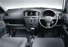 [モデル廃止]トヨタ・プロボックス/サクシード 5ナンバーモデルを廃止。