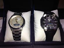 腕時計を新調!