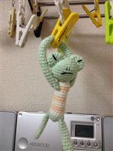 編みぐるみの危機