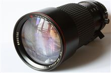 トキナーAT-X828 80-200mmF2.8 PENTAX KAマウント