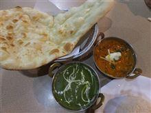 今宵は、インド料理「サガルマータ」 で少し