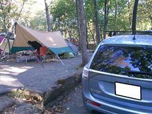 2013-10/13~14キャンプしました