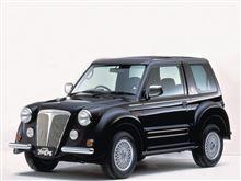 "1997 Mitsubishi Pajero Jr. "" Flying Pug "" ・・・・"