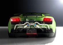 ExhaustSound♪♪  Lamborghini Gallrdo LP560/570