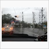 おはよう暴風雨。