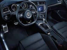 New Golf Rの内装に対する期待と不安