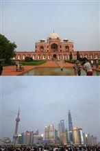 中華人民共和国&インドへ出張(上海市⇒インド⇒上海市、杭州市)