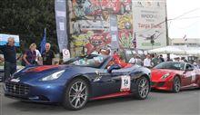 Ferrari Tribute to Targa Florio 2013