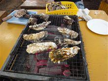 糸島 船越の牡蠣小屋は10月26日から