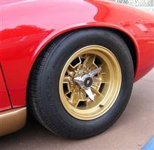 Lamborghini Miura ホイール